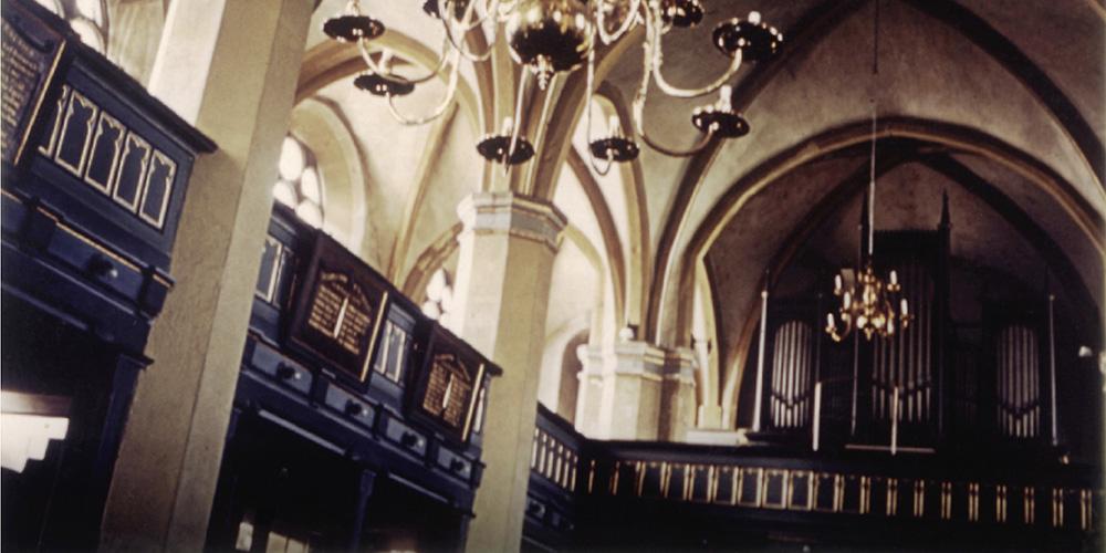 Einweihung der Kleuker-Orgel in der Petrikirche