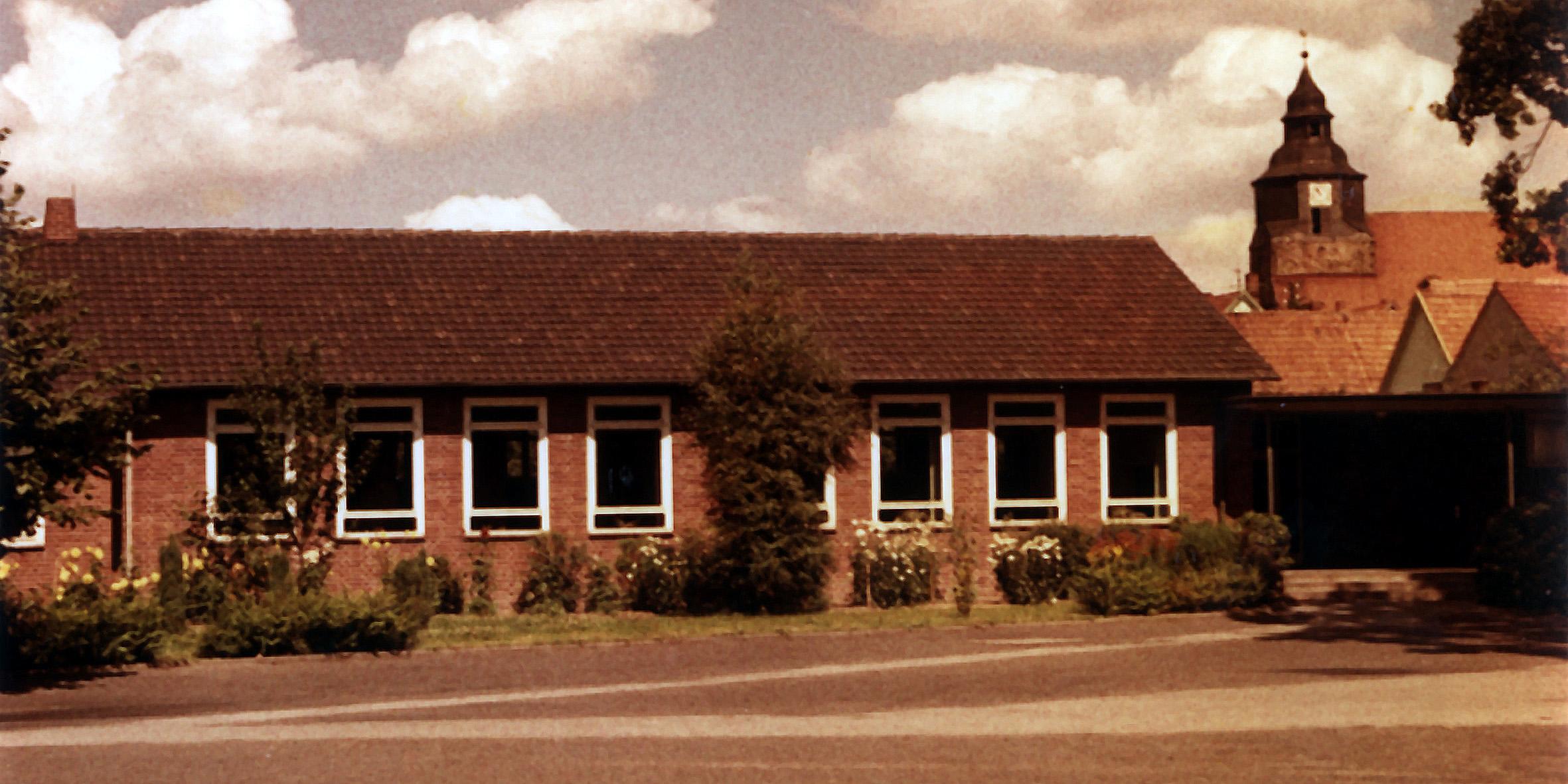 Erweiterungbau der Volksschule