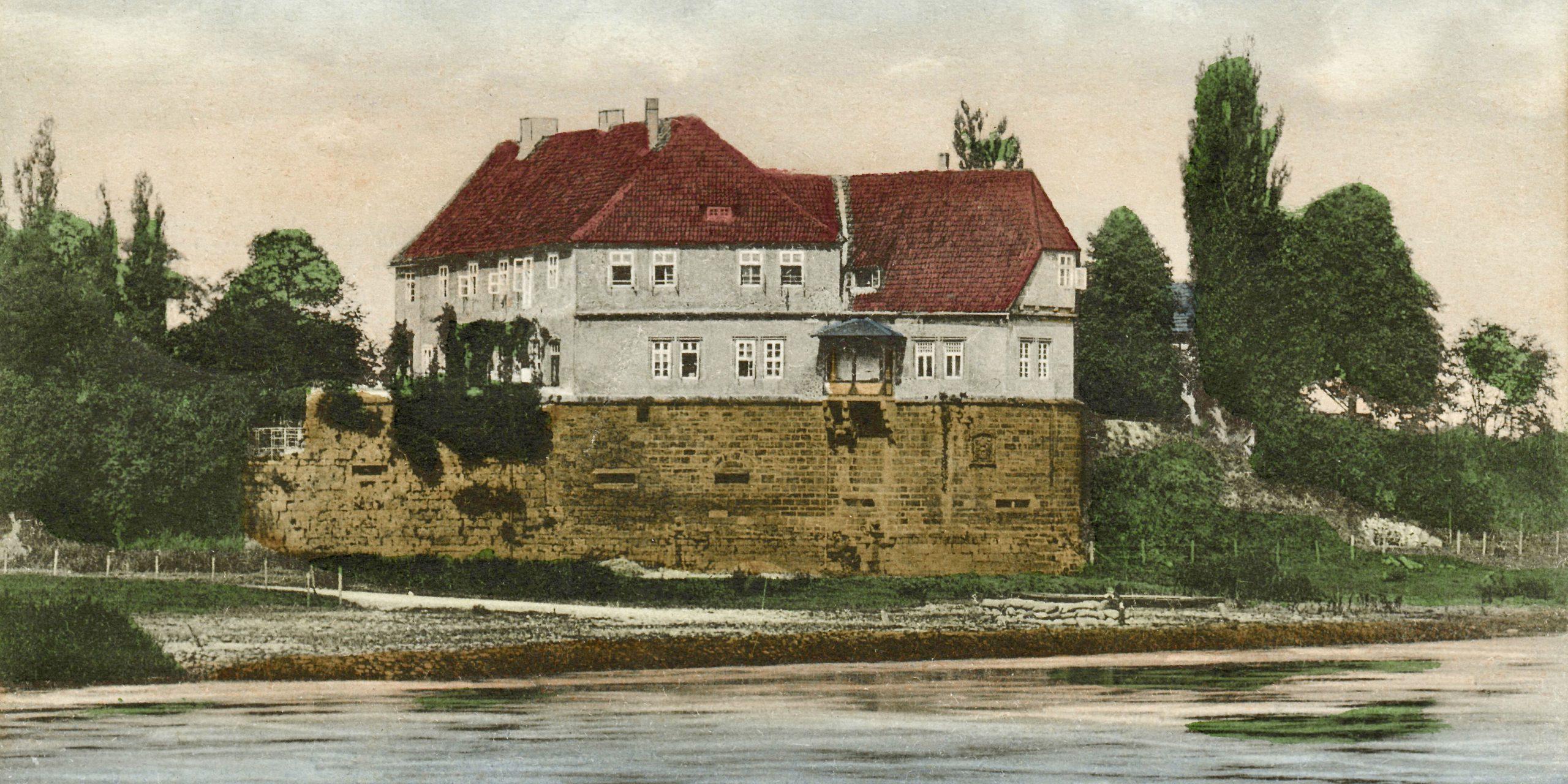 Die Stadt an der Weser   Neuauflage