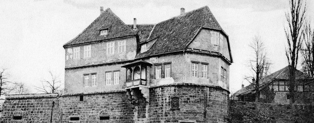 Schloss Petershagen ist geschlossen
