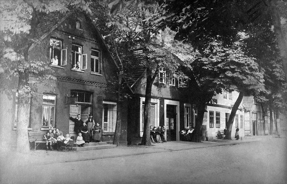 Mindener Straße (um 1920)