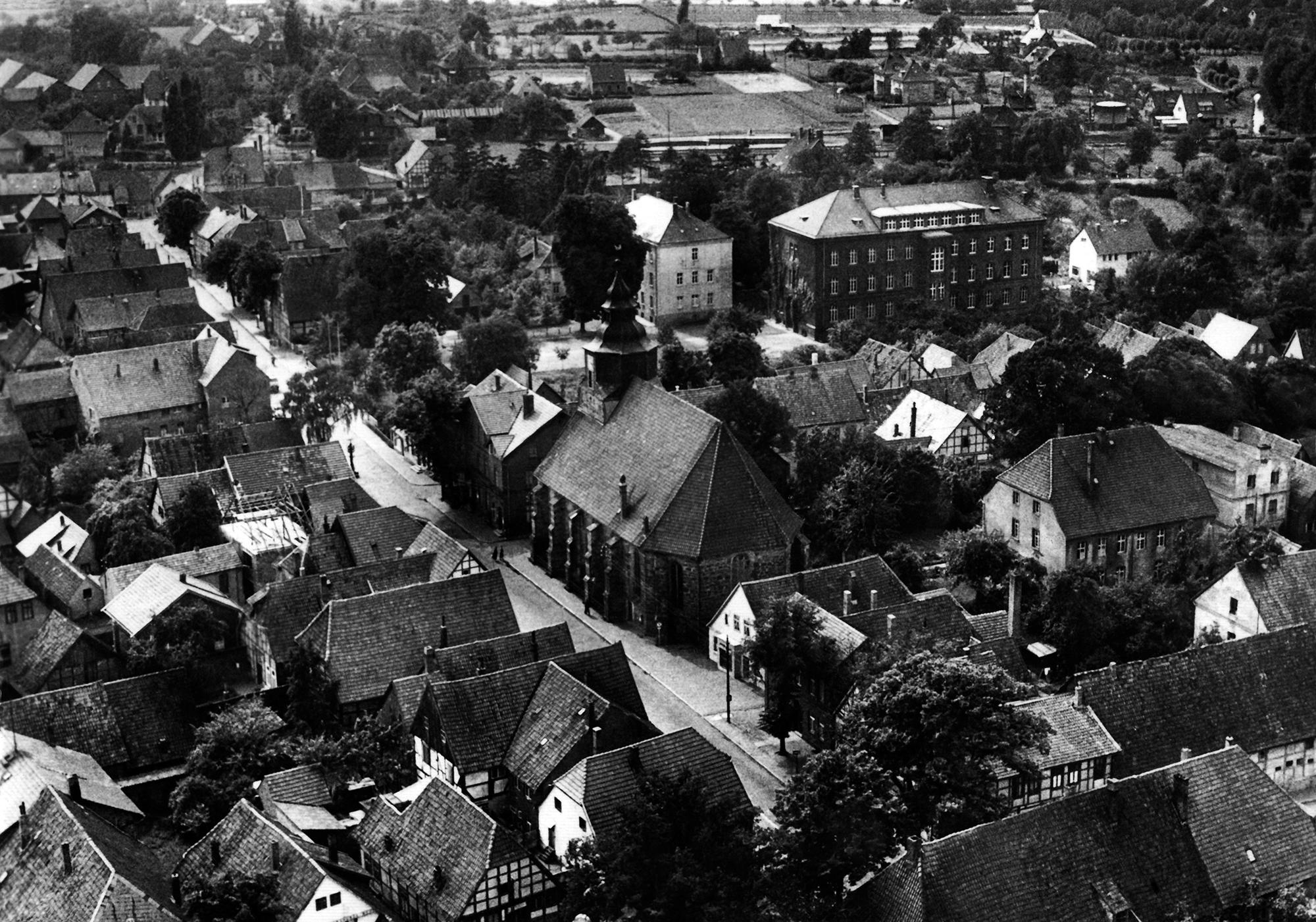 Luftbild 1959