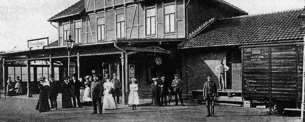 Eisenbahnunglück in Petershagen