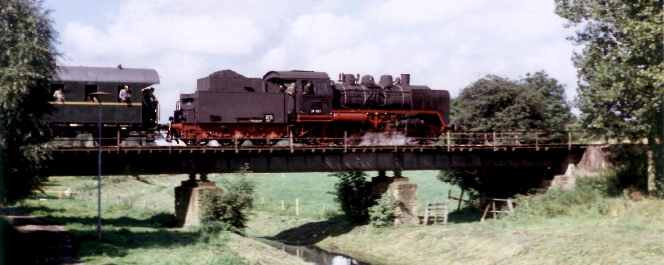 Read more about the article Abschiedsfahrt der Kleinbahn