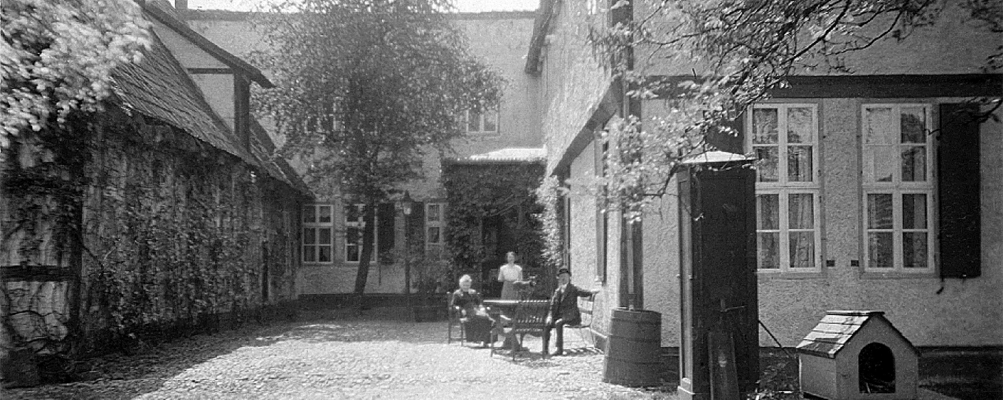 Read more about the article Abbruch des Hempellschen Burgmannshofes